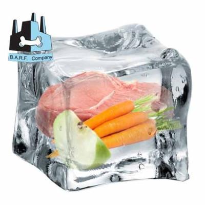 BARF - Telecí mlska s mrkví 0,4 kg