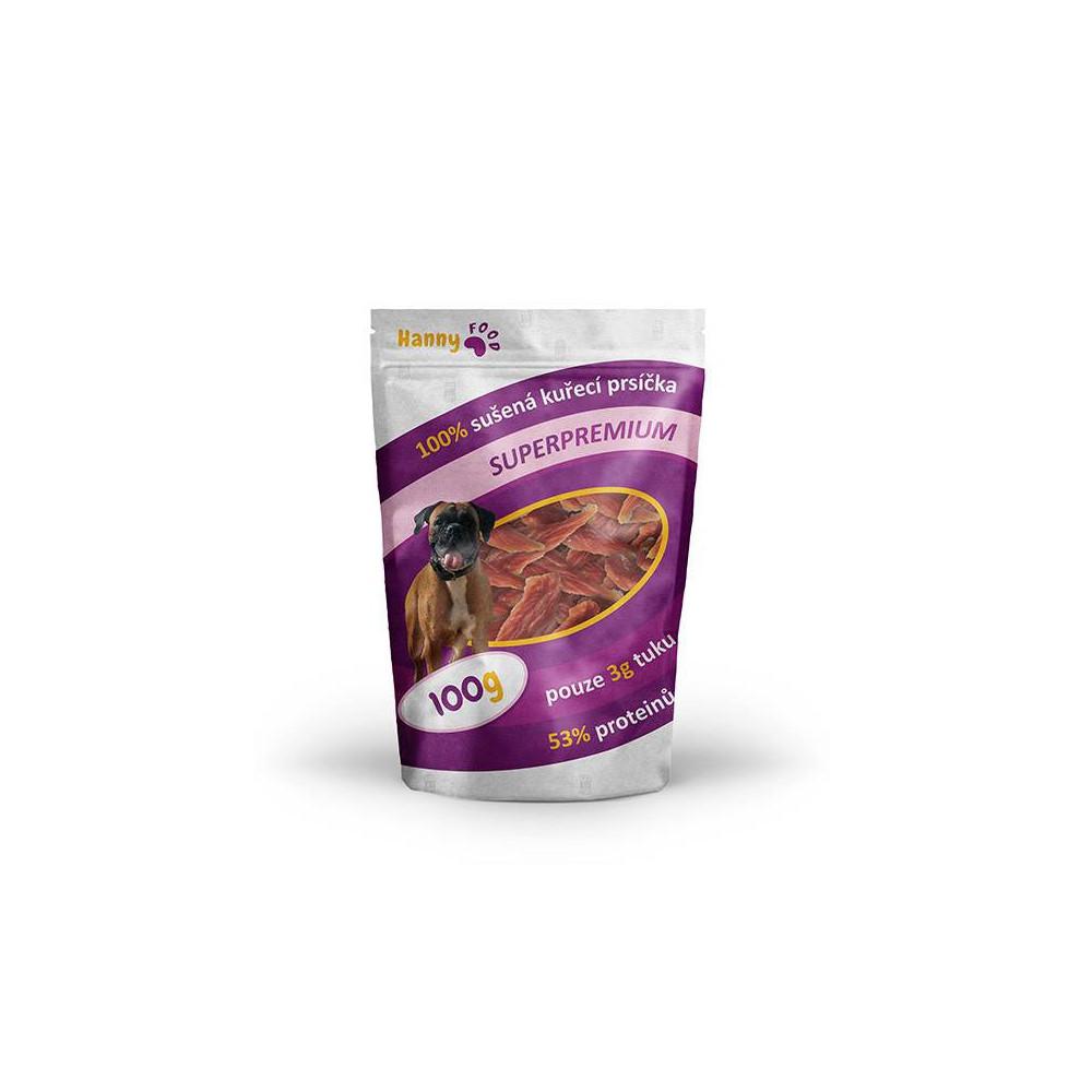 100% sušená kuřecí prsíčka superpremium 100 g