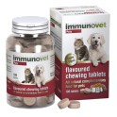 Immunovet tablety 100ks (originál Immunovet)