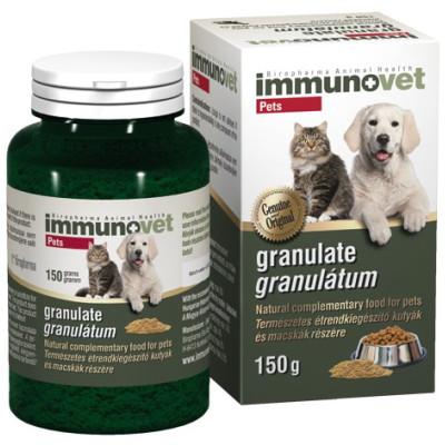 Immunovet granulát 150g (originál Immunovet)