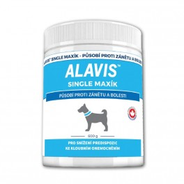Alavis SINGLE maxik 600 mg