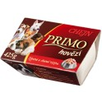 PRIMO s kuřecím masem 425g (kuřecí maso, zelenina)