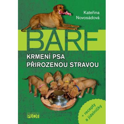 BARF krmení psa přirozenou stravou (kniha)