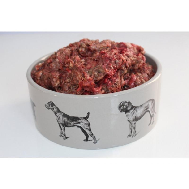 Hovězí a kuřecí mix s dršťkami 1 kg