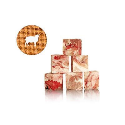 Koňská svalovina kostky 1kg