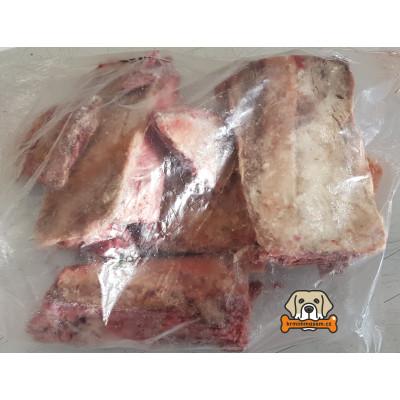 Koňské žebra syrové cca 0,5-0,8 kg/ks (cena dle skutečné váhy)