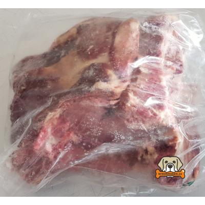 Koňské žebra syrové cca 1,3-1,8 kg/ks (cena dle skutečné váhy)