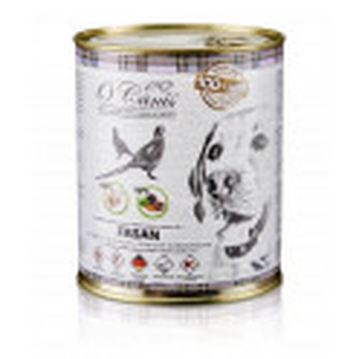 O'Canis Bažant s mrkví, pohankou, amarantem a švestkami 400 g