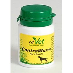 Odčervovací byliny pro psy (Wurm-o-Vet)