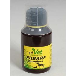 cdVet Fit- BARF Střevní flóra 100 ml EXP:06/17