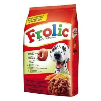 Frolic - hovězí maso+zelenina 0,5 kg