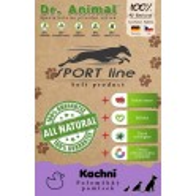 Dr. Animal Sport line Kachna 100g