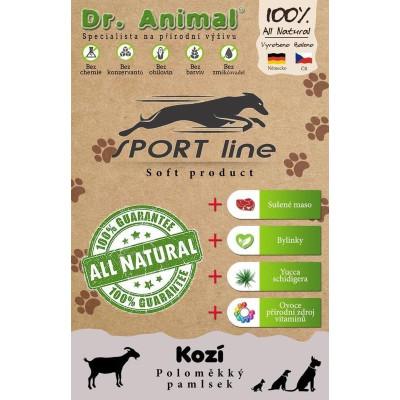 Dr. Animal Sport line Koza 100g