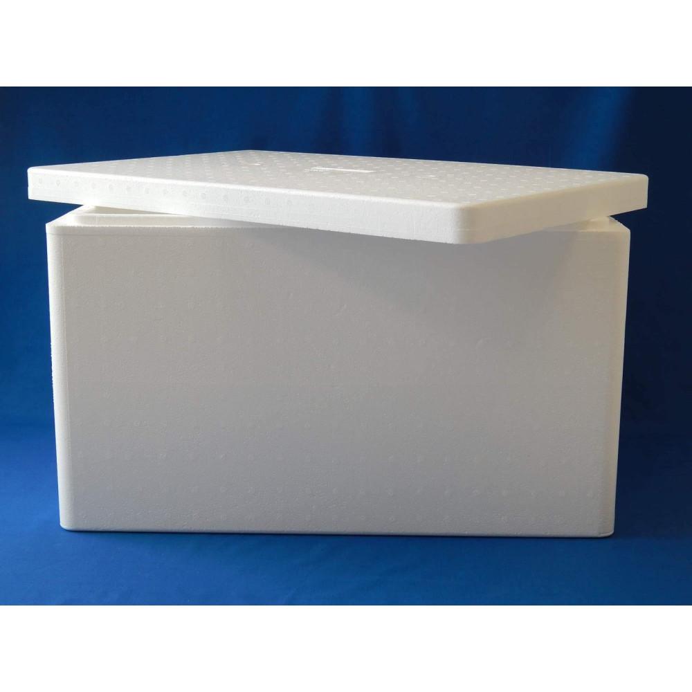 Polystyrenový termobox  50 litrů
