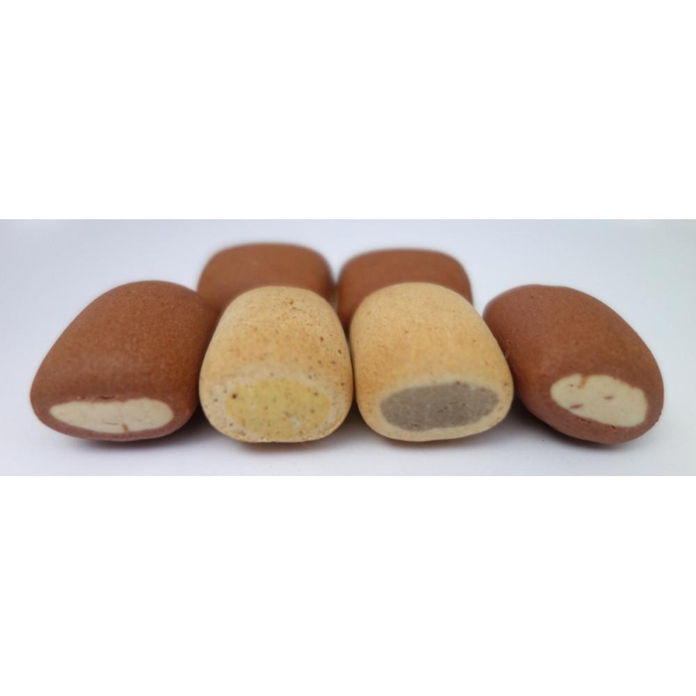 Sušenka - trubičky plněné mix 2cm 100g
