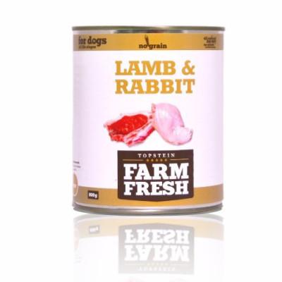 Farm Fresh Lamb and Rabbit 800 g
