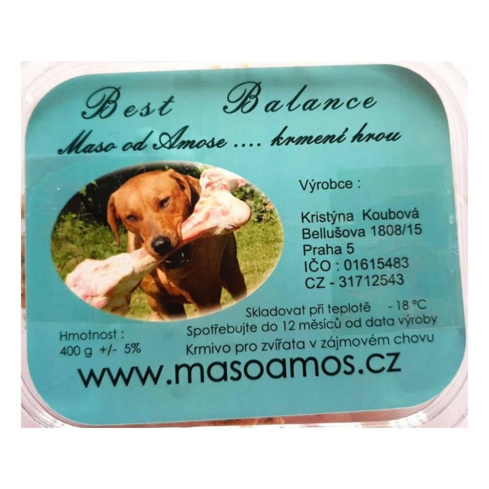 BARF - Best Balance dospělý pes v zátěži 400g