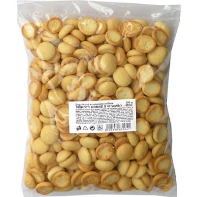 Piškoty krmné  s vitamíny MINI 200g