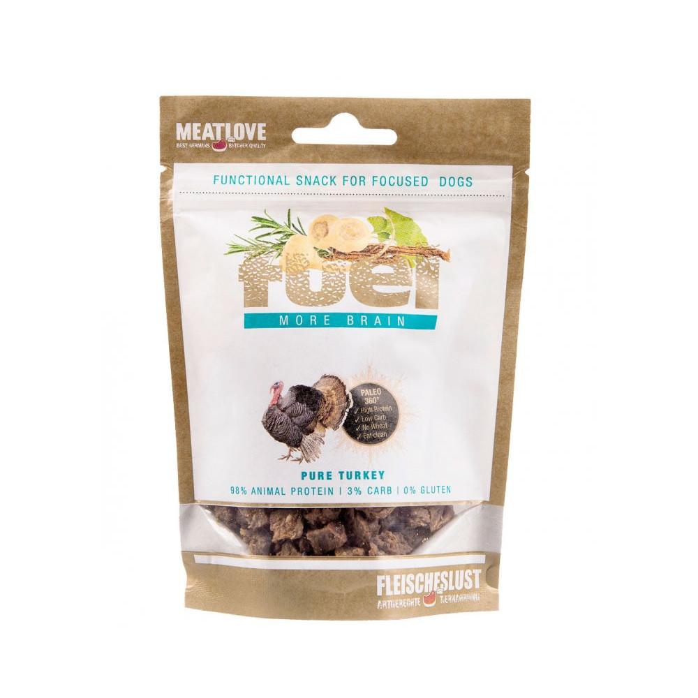 Meatlove 100% přírodní pamlsky - krůta 80 g