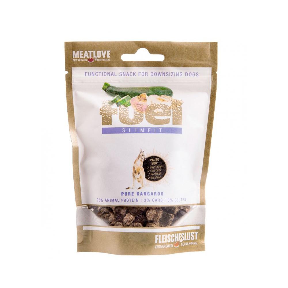 Meatlove 100% přírodní pamlsky - klokan 80 g