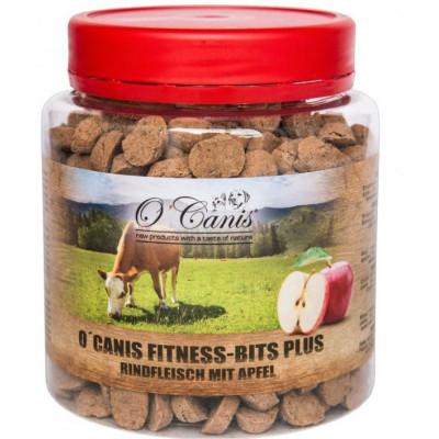 O'Canis Fitness-Bits PLUS Hovězí s jablkem 300g
