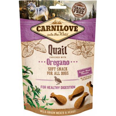 Carnilove dog Quail & oregano 200 g