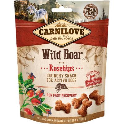 Carnilove dog Wild Boar & rosehips 200 g