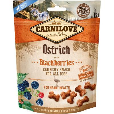 Carnilove dog Ostrich & Blackberries 200 g